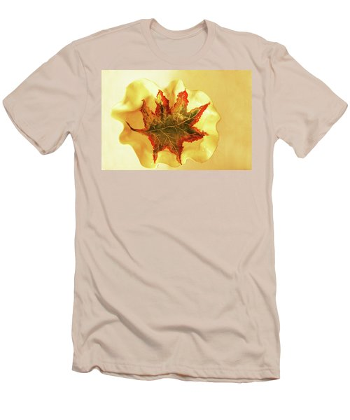 Big Bowel1 Men's T-Shirt (Slim Fit) by Itzhak Richter