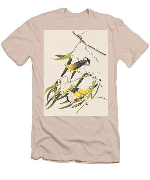 Prothonotary Warbler Men's T-Shirt (Slim Fit)