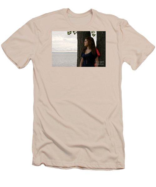 3410v2 Men's T-Shirt (Athletic Fit)