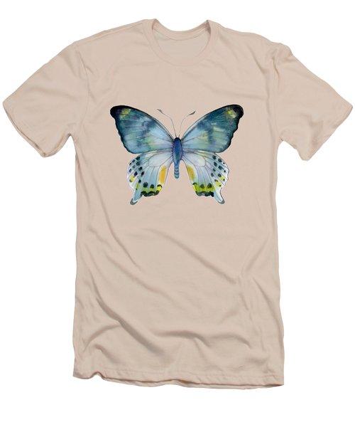 68 Laglaizei Butterfly Men's T-Shirt (Slim Fit) by Amy Kirkpatrick