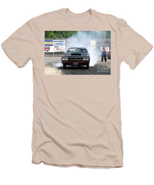 8688 06-15-2015 Esta Safety Park Men's T-Shirt (Athletic Fit)