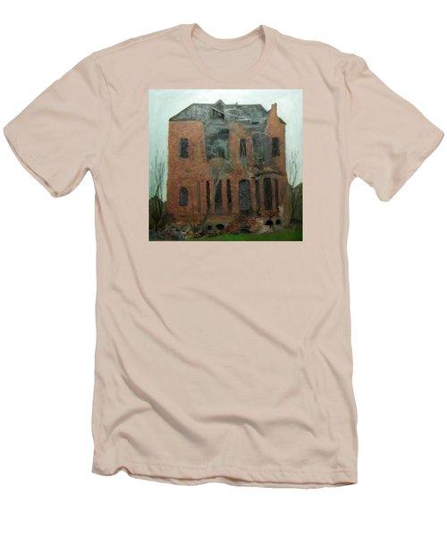 A Derelict House Men's T-Shirt (Athletic Fit)