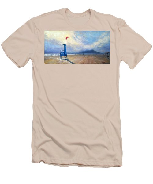 Provide, Provide, Peru Impression Men's T-Shirt (Athletic Fit)