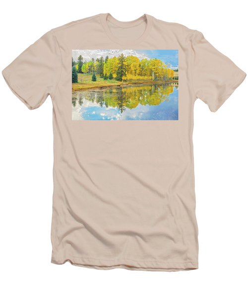 A Lakeside Willowwacks  Men's T-Shirt (Athletic Fit)