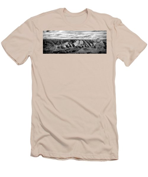 Men's T-Shirt (Slim Fit) featuring the photograph A Maze by Jon Glaser
