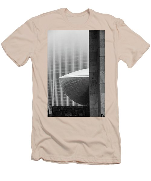 A Peek At The Egg Men's T-Shirt (Athletic Fit)