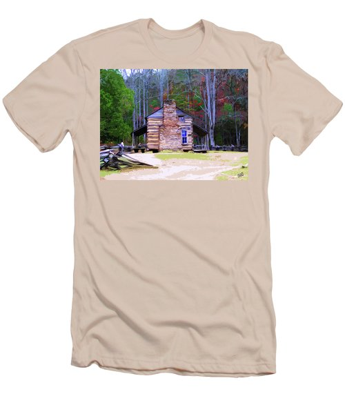 A Place In The Woods Men's T-Shirt (Athletic Fit)