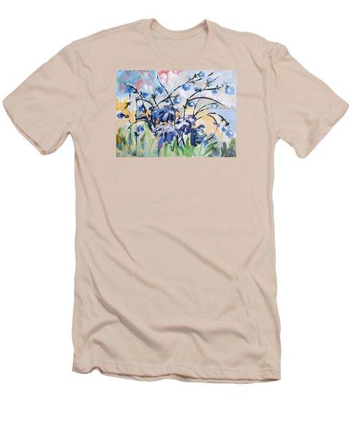 A Study In Qi-spirit 4 Men's T-Shirt (Athletic Fit)