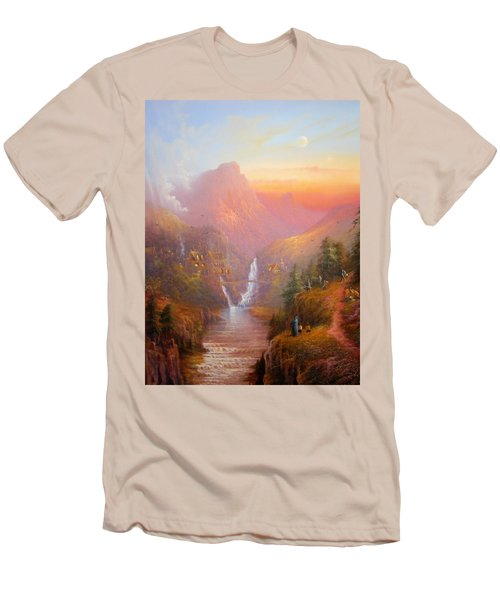 A Welcome Sight Men's T-Shirt (Athletic Fit)