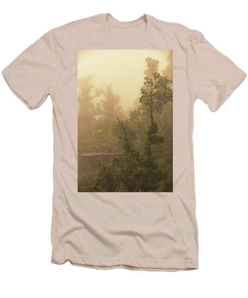 Abandoned Shed Men's T-Shirt (Athletic Fit)