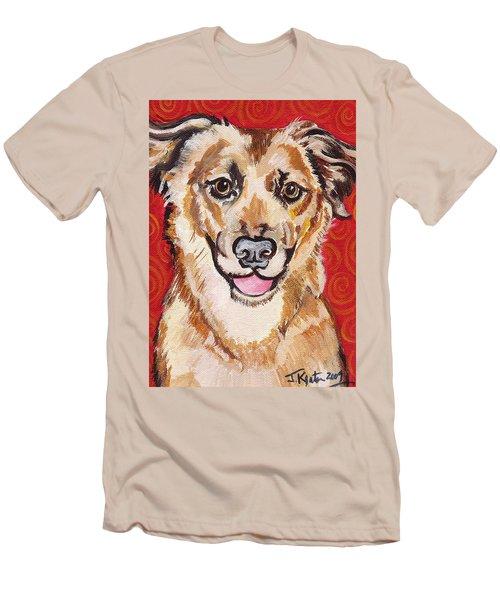 Abigail Men's T-Shirt (Slim Fit) by John Keaton