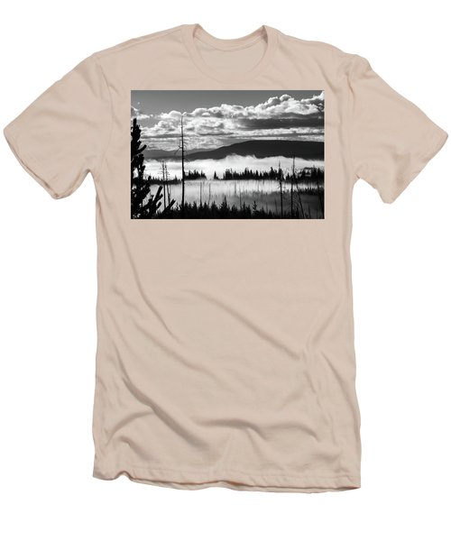 Men's T-Shirt (Athletic Fit) featuring the photograph Rising Above by Colleen Coccia