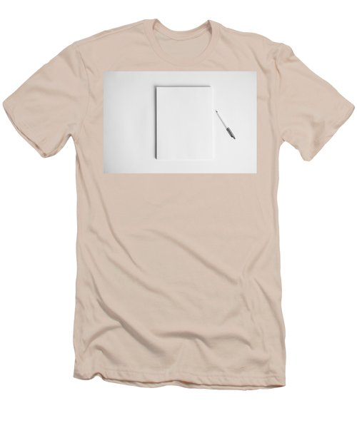 To Be Filled In Anyway You Like It Men's T-Shirt (Athletic Fit)