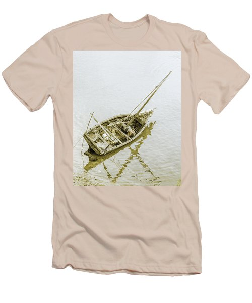 Aground Men's T-Shirt (Athletic Fit)