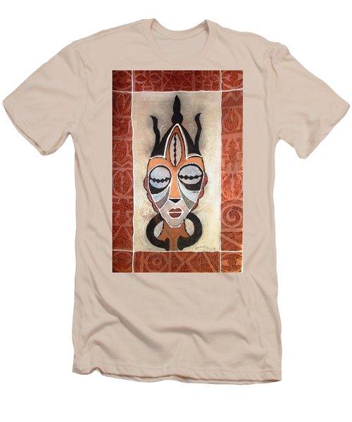 Aje Mask Men's T-Shirt (Athletic Fit)