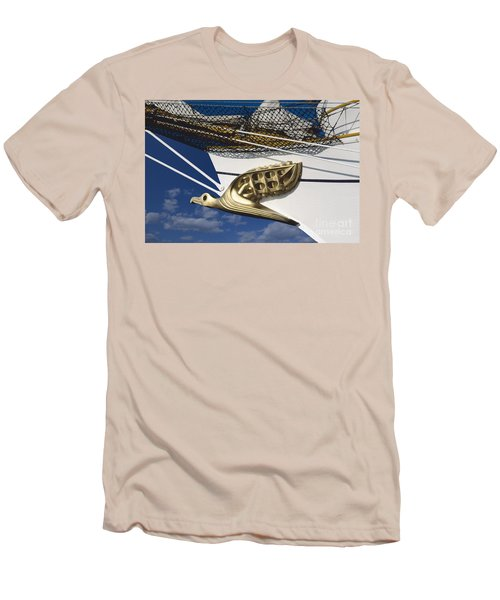 Albatross Figurehead Men's T-Shirt (Slim Fit) by Heiko Koehrer-Wagner