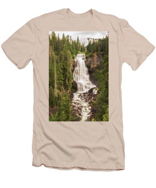 Alexander Falls Men's T-Shirt (Athletic Fit)