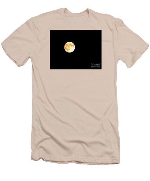 Men's T-Shirt (Slim Fit) featuring the photograph All That Glitters by Sandy Molinaro