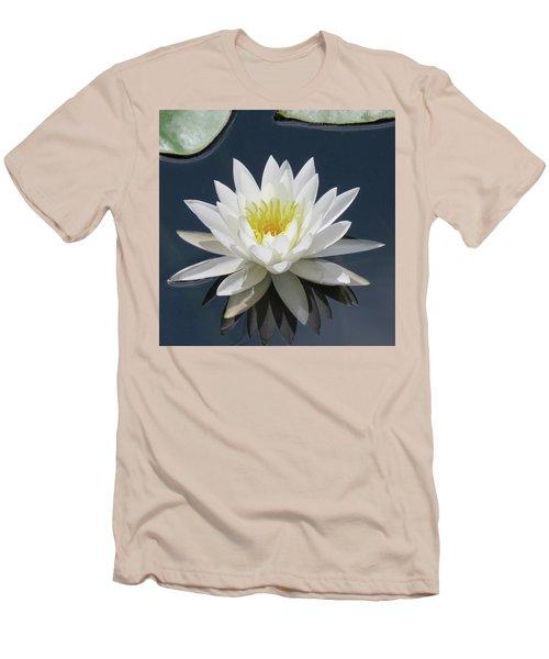 Almost Perfect Men's T-Shirt (Slim Fit) by Rosalie Scanlon
