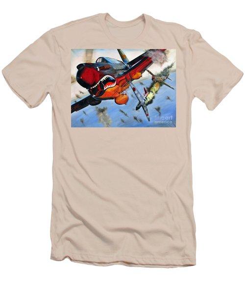 Ambushed Men's T-Shirt (Athletic Fit)