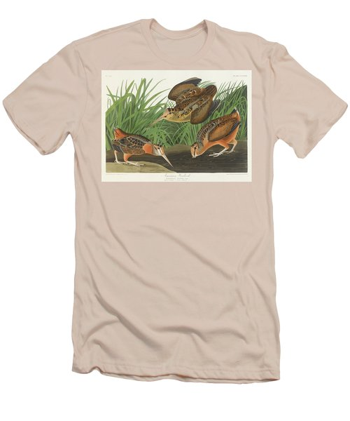 American Woodcock Men's T-Shirt (Athletic Fit)