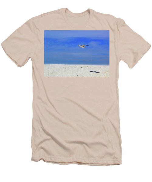 Men's T-Shirt (Slim Fit) featuring the photograph Ancient Mariner by Marie Hicks