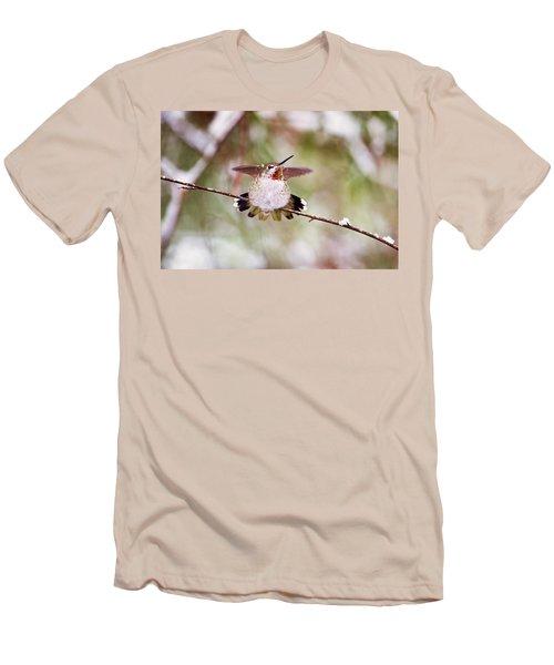 Angel Wings Men's T-Shirt (Athletic Fit)