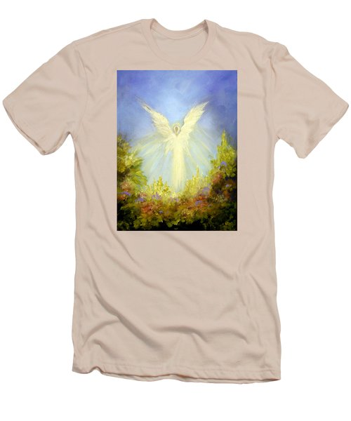 Angel's Garden Men's T-Shirt (Athletic Fit)