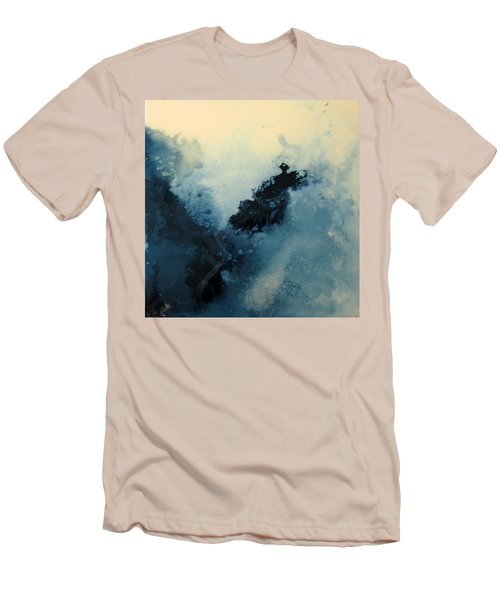 Anomaly Men's T-Shirt (Slim Fit) by Mary Kay Holladay