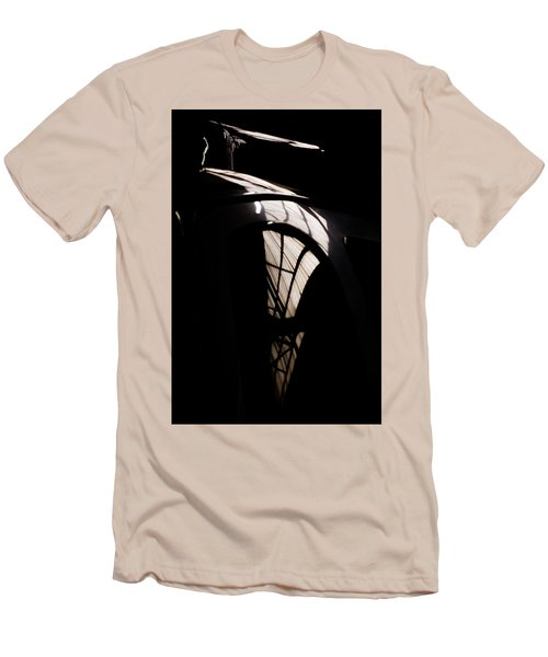 Men's T-Shirt (Slim Fit) featuring the photograph Another Door by Paul Job