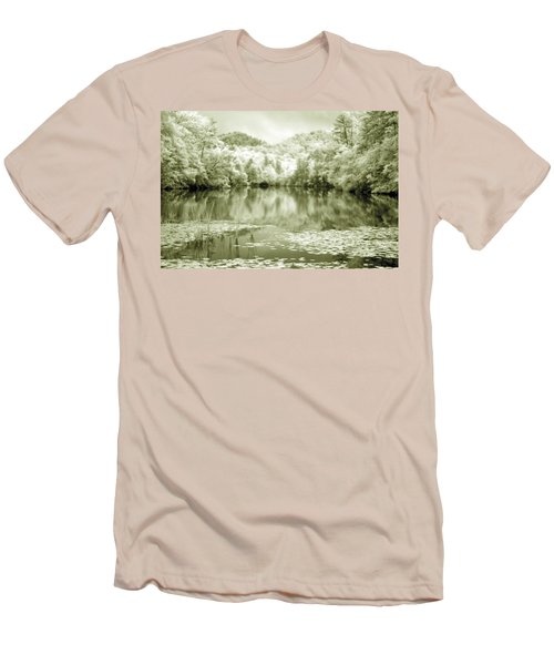 Men's T-Shirt (Slim Fit) featuring the photograph Another World by Alex Grichenko