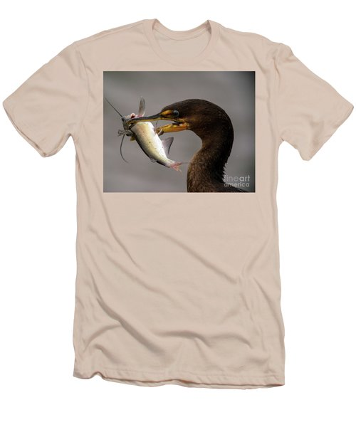 Anyone For Catfish? Men's T-Shirt (Athletic Fit)