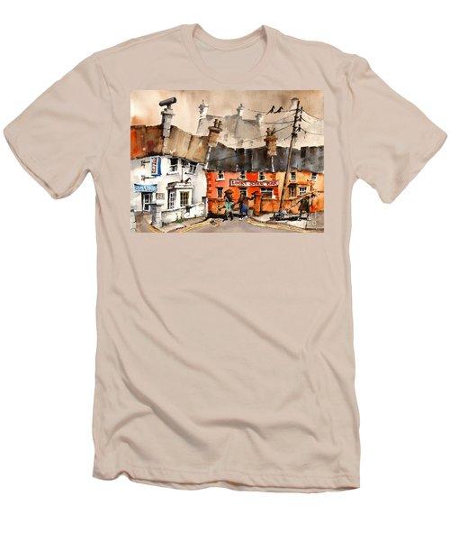 Aran Bygones 2 Men's T-Shirt (Athletic Fit)