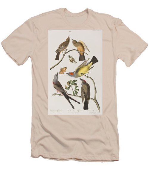 Arkansaw Flycatcher Swallow-tailed Flycatcher Says Flycatcher Men's T-Shirt (Athletic Fit)
