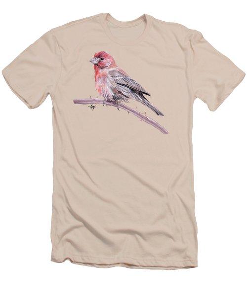 House Finch Men's T-Shirt (Slim Fit)