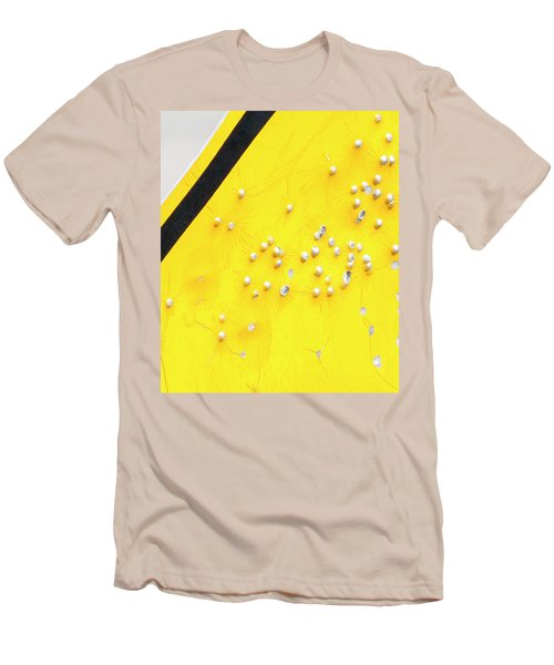 That's Not Braille Men's T-Shirt (Slim Fit) by Bill Kesler