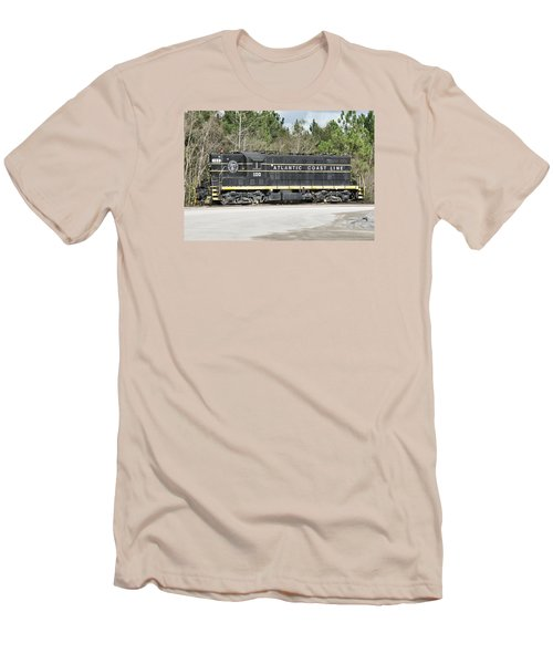 Atlantic Coast Line Gp7 #100 Men's T-Shirt (Slim Fit) by John Black