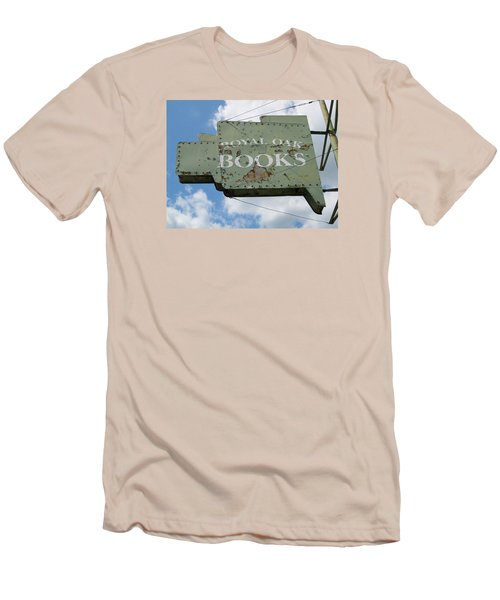 A Sign Of The Times Men's T-Shirt (Slim Fit) by Sandra Church