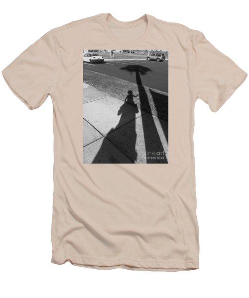 Baby Palm Men's T-Shirt (Slim Fit)
