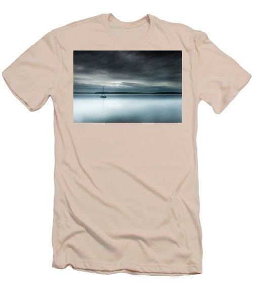 Batten Down The Hatches Men's T-Shirt (Athletic Fit)