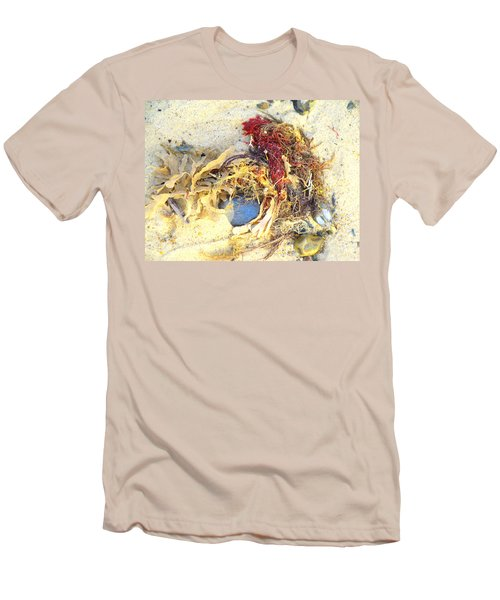 Beach Art Men's T-Shirt (Athletic Fit)