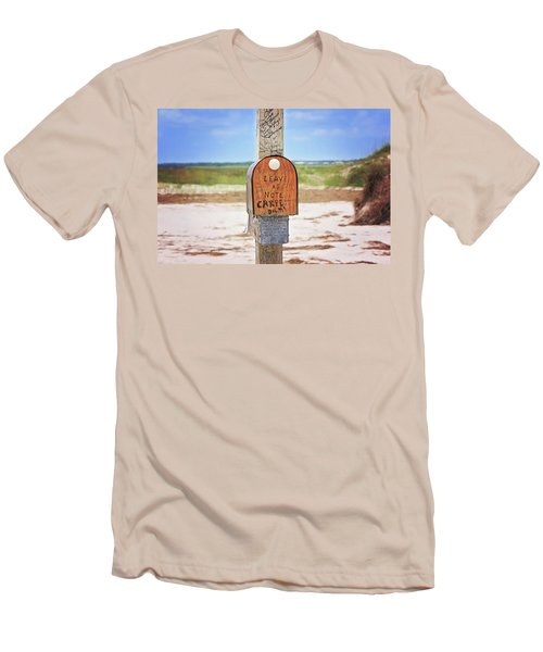Beach Mail Men's T-Shirt (Athletic Fit)