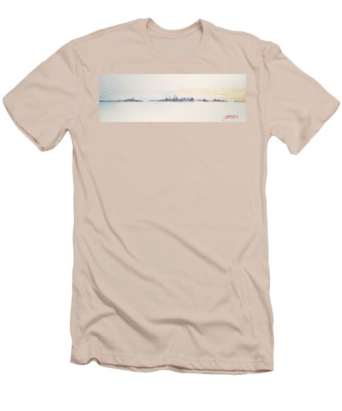 Beautiful Morning Men's T-Shirt (Slim Fit)