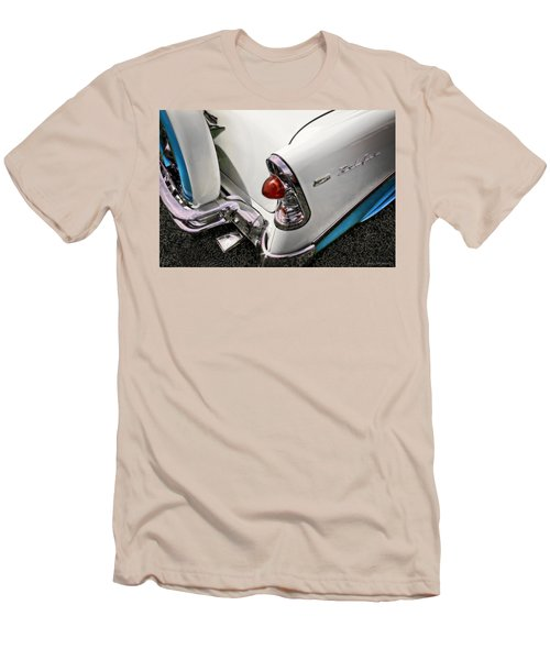 Belair  Two Men's T-Shirt (Slim Fit) by Jerry Golab