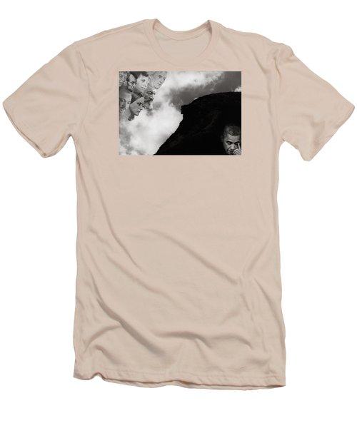 Bending Toward Justice Men's T-Shirt (Athletic Fit)