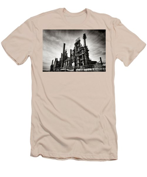 Bethlehem Steel Men's T-Shirt (Athletic Fit)