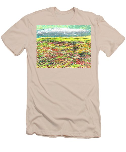 Beyond The Foothills Men's T-Shirt (Athletic Fit)