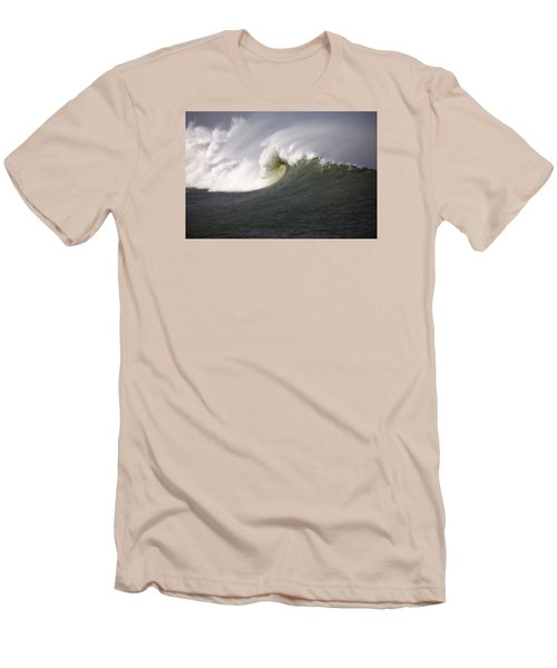 Big Waves #3 Men's T-Shirt (Athletic Fit)