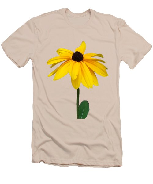 Black Eyed Susan Tee Shirt Men's T-Shirt (Athletic Fit)