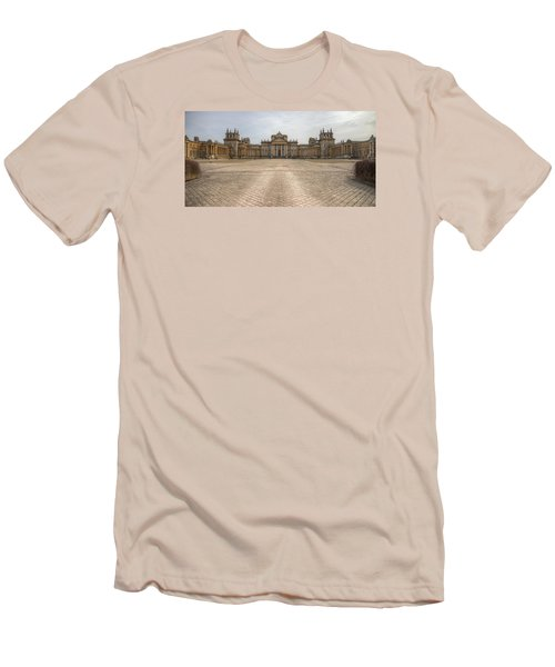 Blenheim Palace Men's T-Shirt (Slim Fit) by Clare Bambers